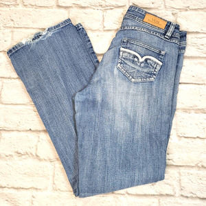 VGS women's The Houston Boot Cut Jeans size 8